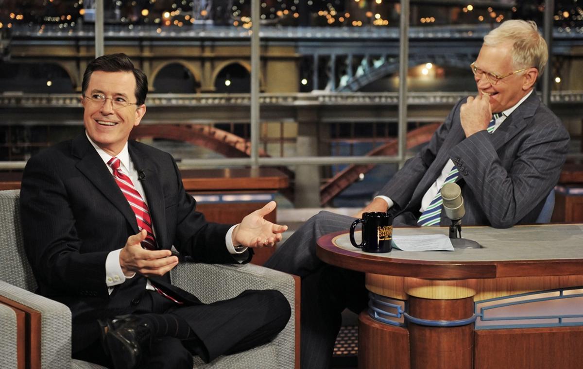 Ronn Torossian Colbert Show