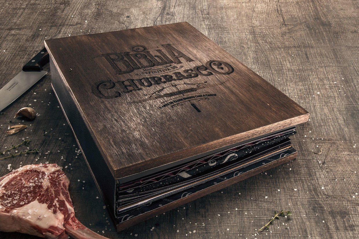 Just in Time for Summer: Barbecue Bible with Special features