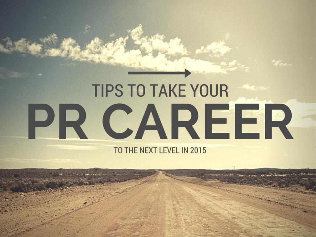 pr career advice 5wpr