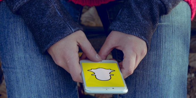 6 Ways Companies Are Now Using SnapChat for Public Relations 1