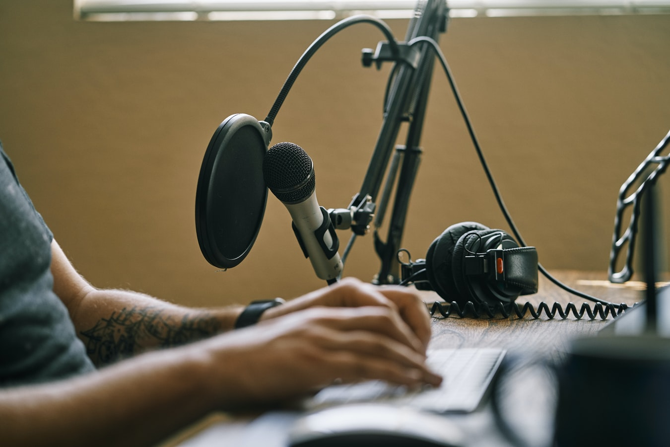 Digital PR: Podcasting in the Era of Round the Clock Covid-19 Coverage